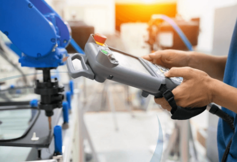 Improve quality and reduce cost with automation of injection molding process