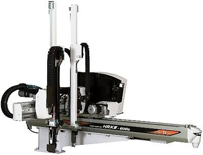 射出成形金の取出しロボット|HRXⅢ-b