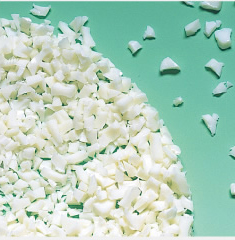 軟質材料|PUPウレタンの再生材粒断例の写真