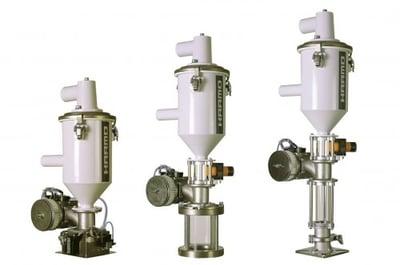 射出成形の周辺機器|微粉分離除去装置