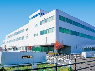 射出成形機周辺機器の総合メーカー株式会社ハーモの営業拠点