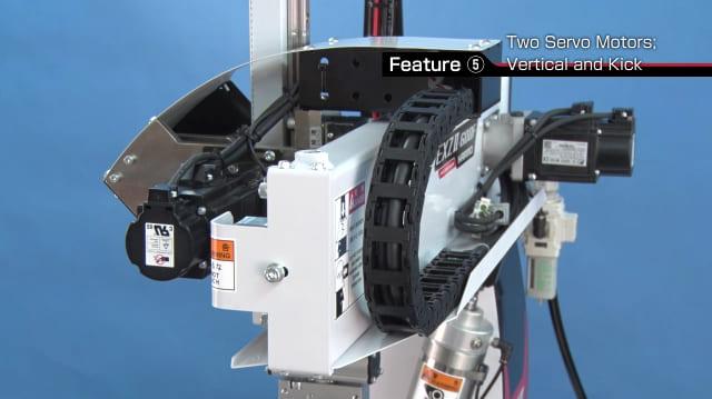 サーボ駆動ロボットで取出タイムを短縮!射出成形の生産性アップに貢献