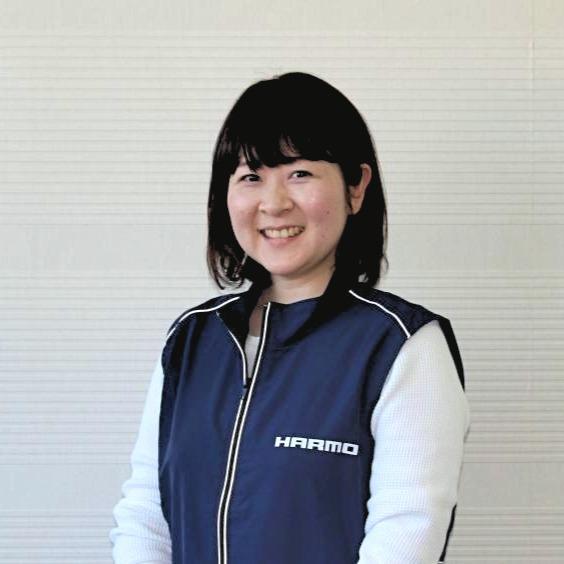 横山美奈子 ハーモ
