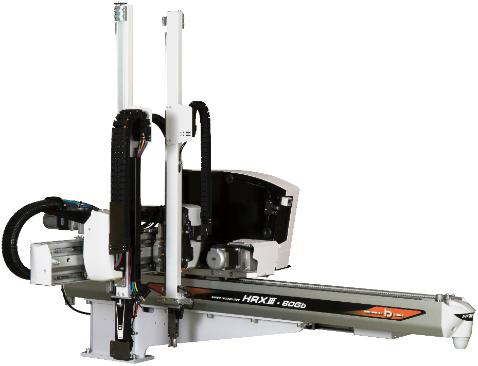 取り出し機|横走行ロボットHRXⅢ-bシリーズ