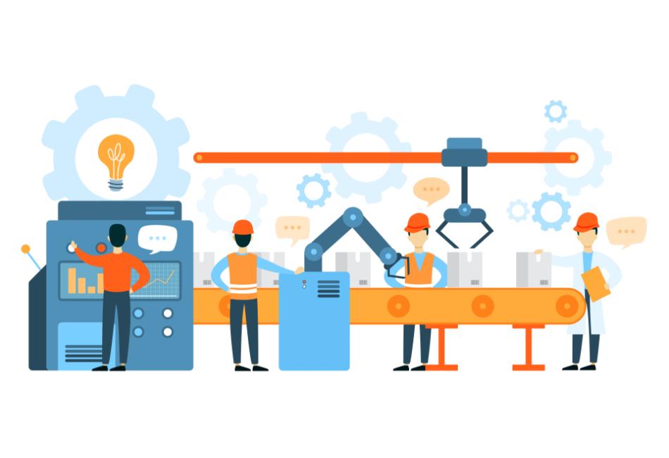 工場レイアウトのご相談|射出成形の自動化・省人化・品質向上