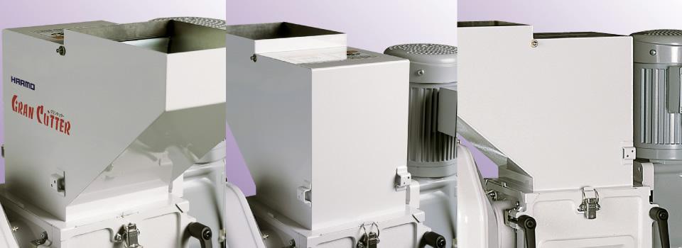 動画で見る|再生材の粒断機(粉砕機)・混合機シリーズの製品紹介